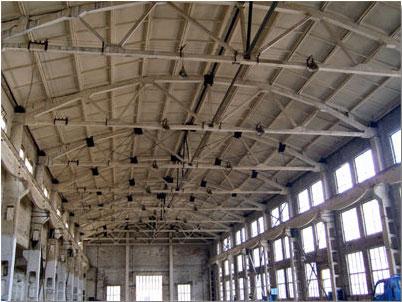 角钢屋架工程 (5)