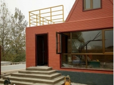 钢结构别墅 (5)