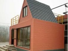 钢结构别墅 (4)